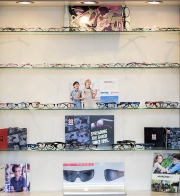 glasses display outlook