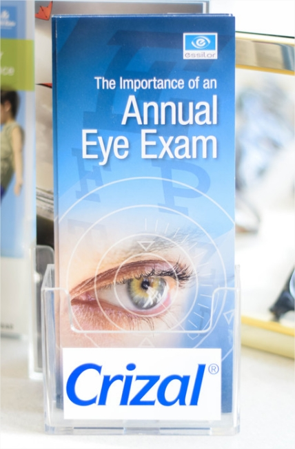 Annual Eye Exam
