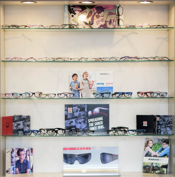 glasses display outlook