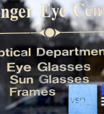 Menger Eye Optical Dept