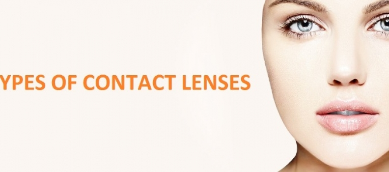 Some Basics About Contact Lenses – Types, Materials, Designs & Color