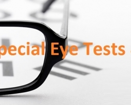 General Ophthalmology Eye Care – Types of Special Eye Tests & Exams